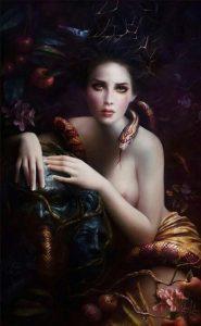 Queen Belili – chap. 2 : La première femme d'Adam